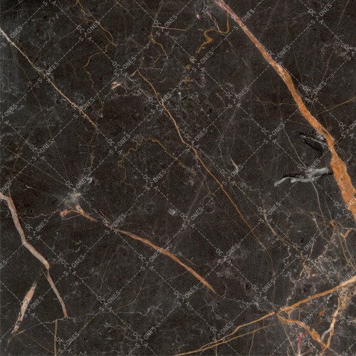 Golden Black Kashan Marble